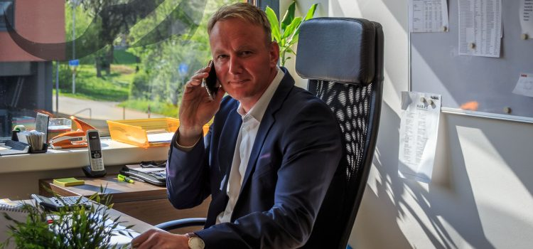 Ing. Stefan Winkler – Geschäftsführer
