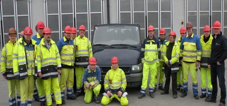 Fire Safety – Mitarbeiter